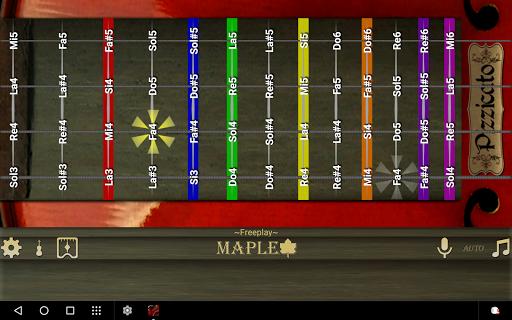 Maple Violin 3.0.1 screenshots 16
