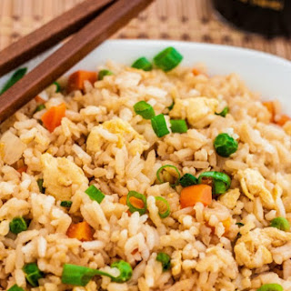 Quick Rice Lunch Recipes.