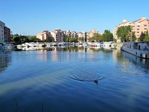 Photo: Marina de Port-Sud - comme un air de Méditerranée