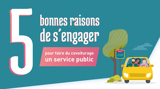 S'engager pour le covoiturage
