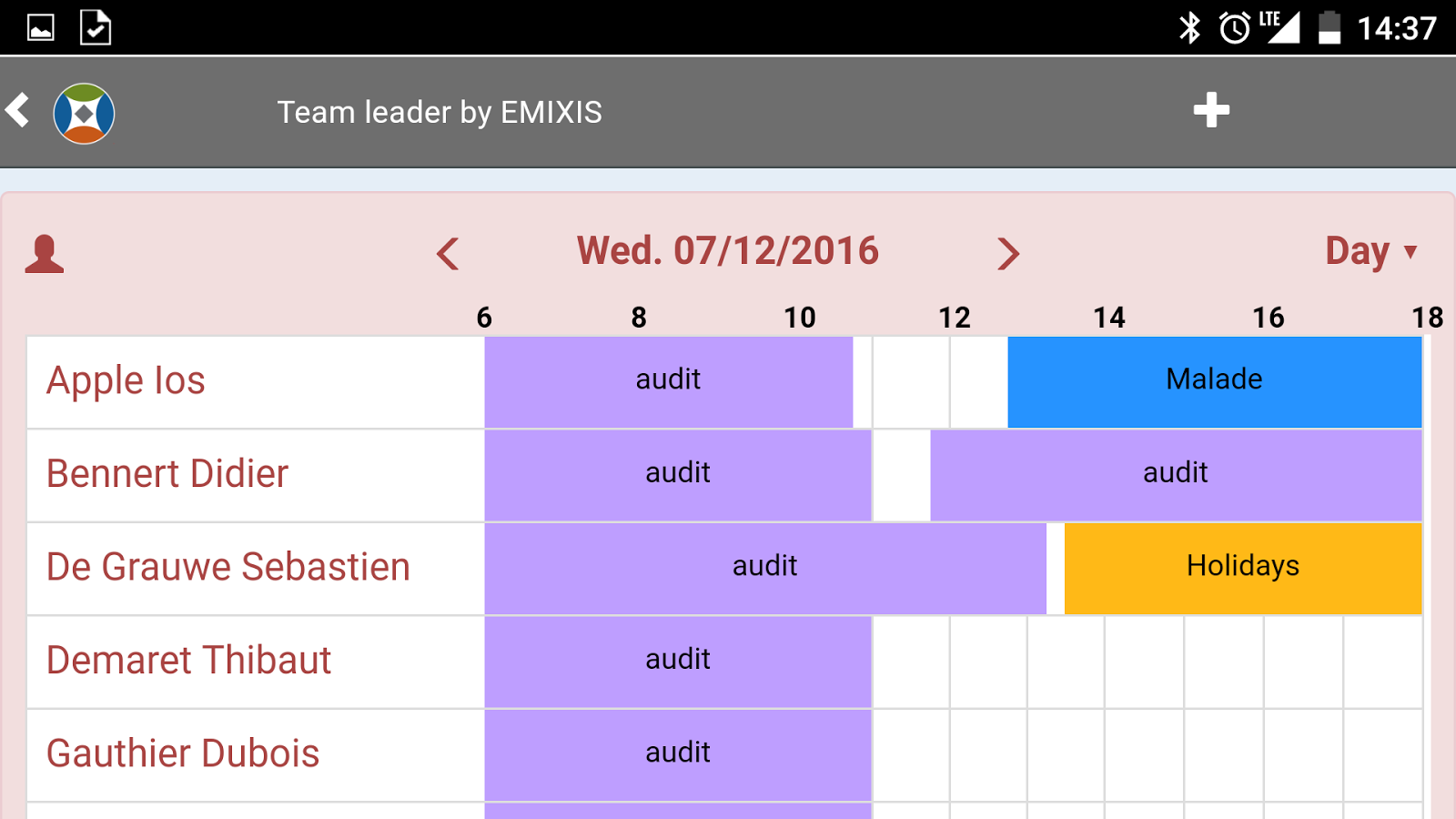 Team leader by EMIXIS - Android Apps on Google Play