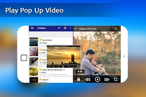 XX Video Player 2018 - XX Video Popup Player 2018 4.0 screenshots 5