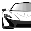 Draw Car: Hypercar