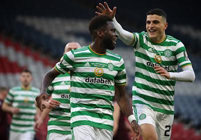 Le Celtic a mis un prix sur la tête d'Odsonne Edouard