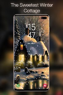 Snow Live Wallpaper 3