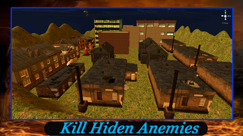 android Dragon Commando Helicopter War Screenshot 3