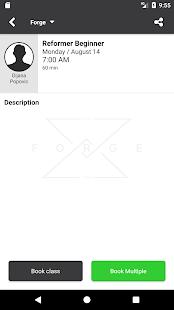 Forge Pilates - náhled