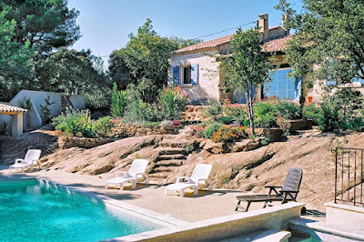 A Dream French House at the Foot of Mont Ventoux