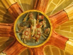Photo: El Cid en clé de voute