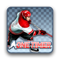 Ice Hockey - One Timer (Free) icon