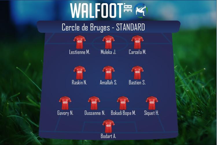 Standard (Cercle de Bruges - Standard)