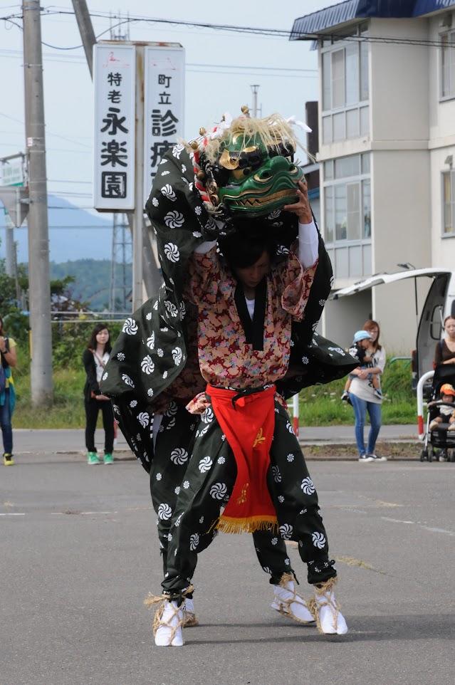獅子舞(1)