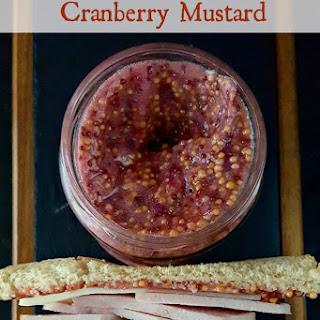 Whole Grain Cranberry Mustard Recipe