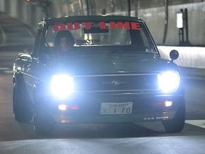 サニートラック  ロングのカスタム事例画像 アウトラインさんの2020年06月23日16:01の投稿