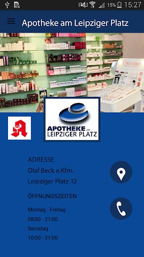Apotheke am Leipziger Platz