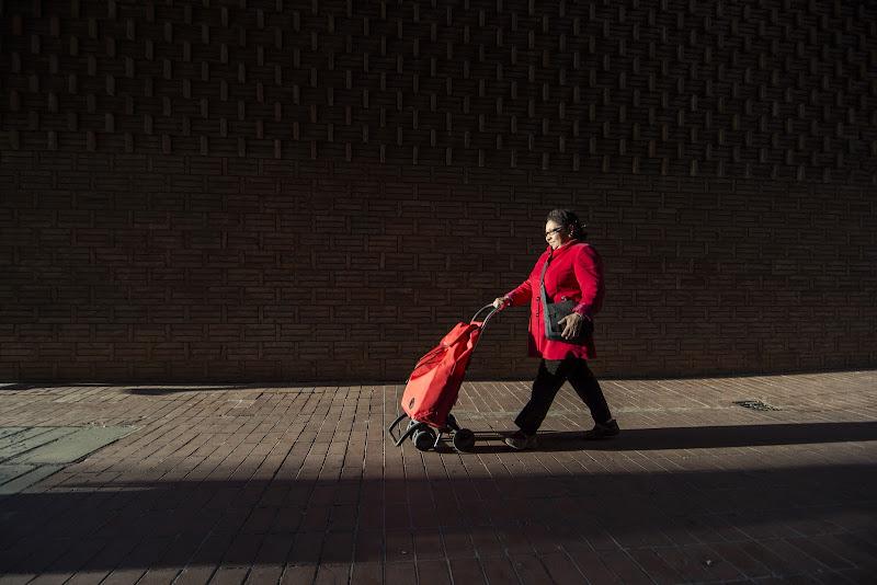 La signora in rosso di alanpittana