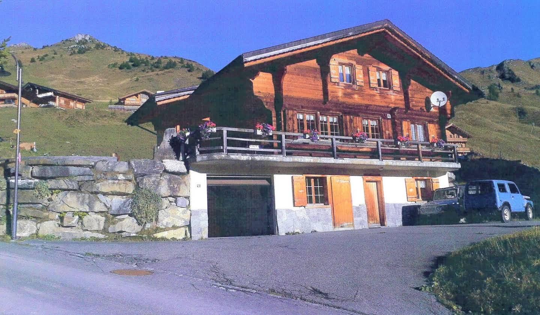 Chalet Val-d'Illiez