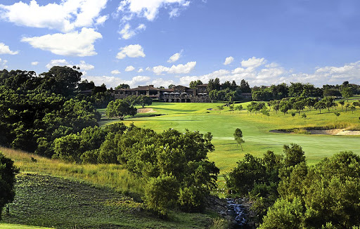 Golf estate residents largely play within lockdown rules
