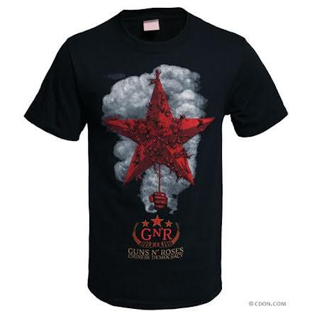 T-Shirt - Star With Smoke