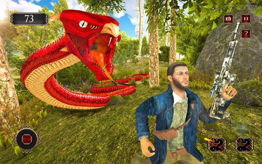 Télécharger Snake Simulator Anaconda Attack Game 3D APK MOD (Astuce) screenshots 1