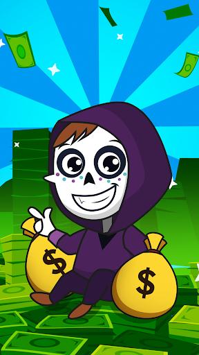 Télécharger Gratuit Idle Death Tycoon -  jeu de riches APK MOD (Astuce) screenshots 5