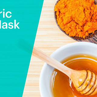 Turmeric Face Mask for Glowing Skin.