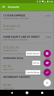 Summit Credit Union Mobile- screenshot thumbnail