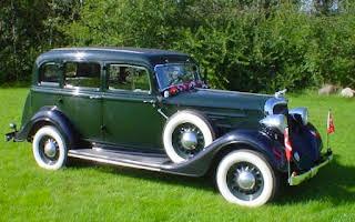 Dodge 1934 Rent Fyn