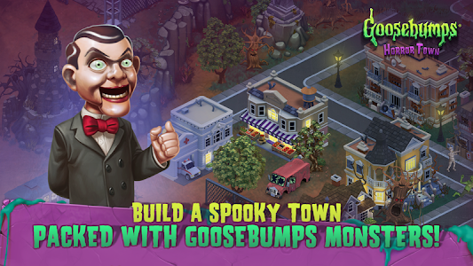 Goosebumps HorrorTown - The Scariest Monster City! 0.5.2 (299) (Arm64-v8a + Armeabi + Armeabi-v7a + x86)