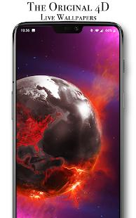 App Live Wallpapers Backgrounds HD/3D AMOLED--Pixel 4D APK for Windows Phone