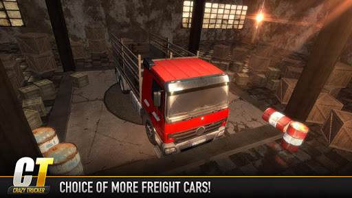 Crazy Trucker for Android apk 3