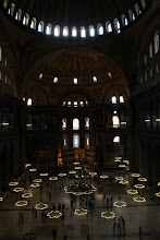 Photo: Hagia Sofia-One of those places that's hard to really appreciate the size until you're there.