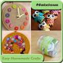 Easy Homemade Crafts icon