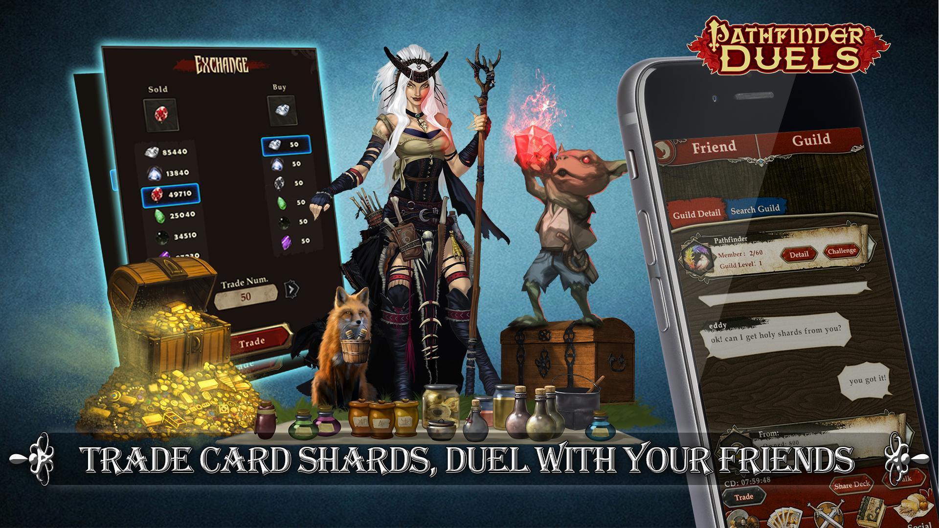 Pathfinder Duels screenshot #10
