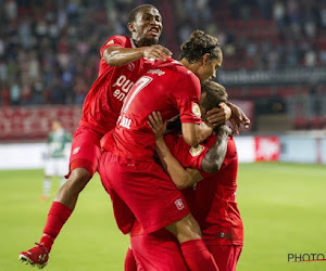 Twente retrouve la Eredivisie