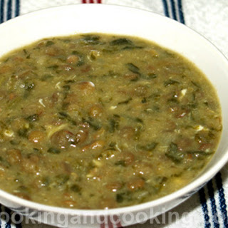 Lentil Cumin Soup