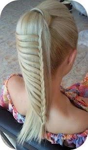 peinados con trenzas hd screenshot thumbnail - Peinados De Trenzas