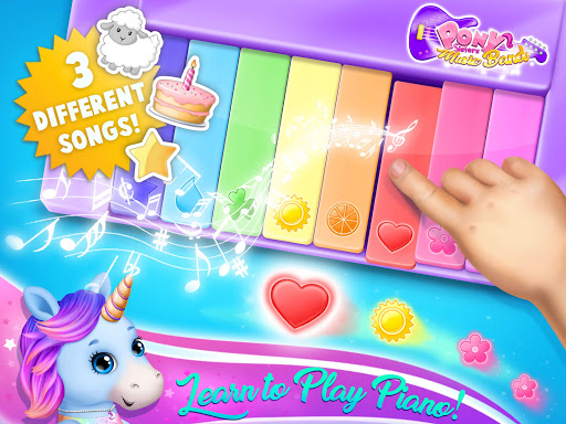 Pony Sisters Pop Music Band - Play, Sing & Design screenshots 24