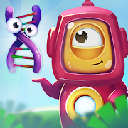 Alien Evolution Clicker: Species Evolving MOD APK 1.020 (Diamonds increase)