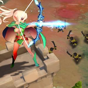 Knight War: Idle Defense v1.3.3 MOD One Hit Kill | Max ATK Range | NO ADS