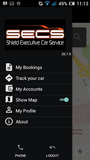 Shield Executive Car Service