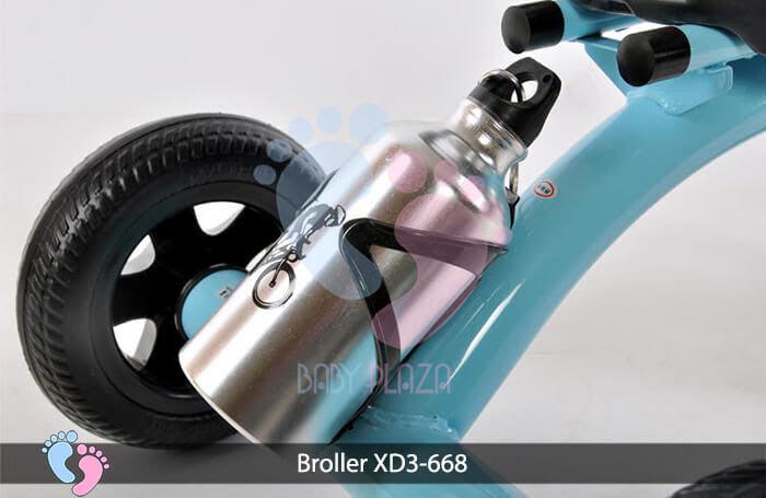 Xe đạp 3 bánh Broller XD3 668 6