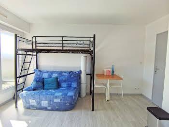 Studio meublé 18,12 m2