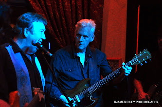 Photo: Peter Florance and the Riff Kings