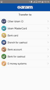 Idram Mobile Wallet - náhled