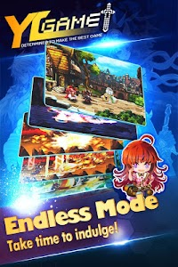 Gods Wars: Endless Abyss v1.0.5 (Mod Money)