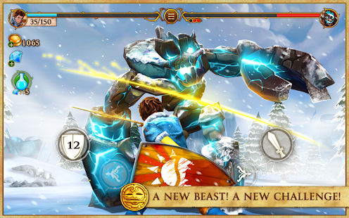 Beast Quest- screenshot thumbnail