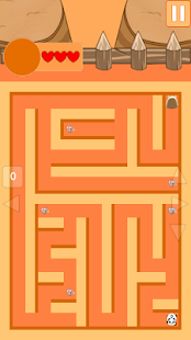 Maze Panda - náhled