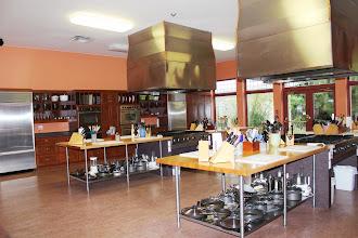 Photo: Kitchen School at Strewn Winery.