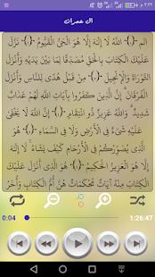 Quraan Off line Reader Mohamed Sedek Elmenshawy - náhled
